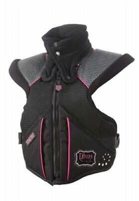 Divas Womens Super Sport Tek-Vest Protection Vest