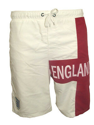 England Fa Official Shorts - Casual Beach Bbq Surf Etc Etc - Great Value*