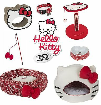 HELLO KITTY - Selection of many Pet Gifts & Toys - Cat & Dog Brand New Toys