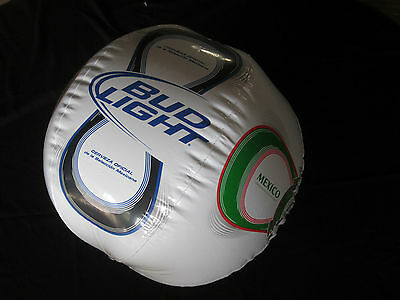 Modelo Especial Soccer Ball Inflatable Beer Blow Up Sign