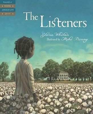 The Listeners by Gloria Whelan (English) Hardcover Book Free Shipping!