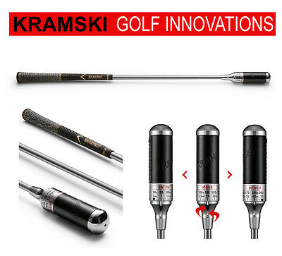 KRAMSKI Schwungtrainer | Impact Swing Trainer  > Hole in One < NEW