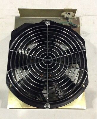 4089618 Comair Rotron Thermally Protected Model MR2B3 Cooling Fan 115V .27/.26A