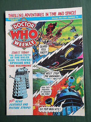 Doctor Who Mag - No 33 -    May 1980