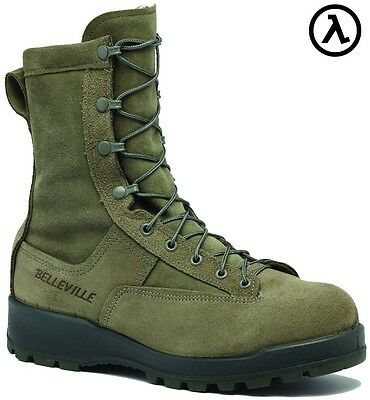 BELLEVILLE 675 ST USAF EXTREME 600g INSULATED STEEL TOE BOOTS * ALL SIZES - 3-15