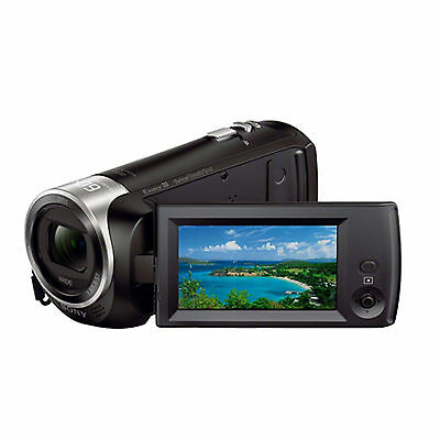 SONY HandyCam HDR-CX405 (HDR-CX240 Next Version) Camcorder Full HD 30x Zoom 2.7""