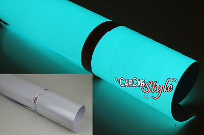 Glow in the Dark Green Vehicle Wrapping Vinyl Wrap Film