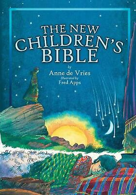 The New Children's Bible by Anne De Vries Hardcover Book (English)