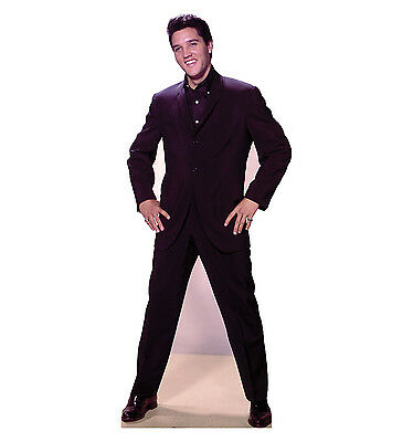 ELVIS PRESLEY Hands on Hips Lifesize CARDBOARD CUTOUT Standup Standee Poster F/S