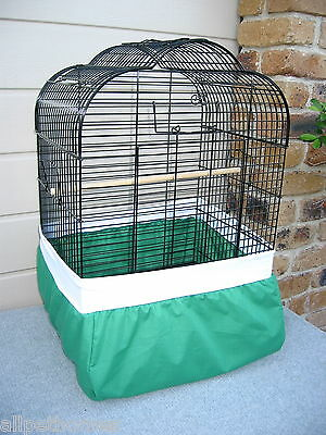 """Bird cage tidy NEW """" FULL COVER """" Under Cage Seed Catcher  - SMALL"""
