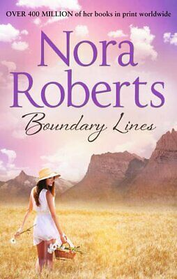 Boundary Lines by Roberts, Nora Book The Cheap Fast Free Post