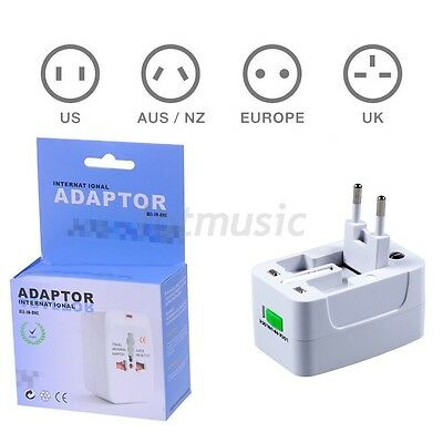 Global Universal Travel Plug Converter Adaptor AC Power Easy Carry