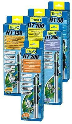 New Tetra Tec Ht Aquarium Heater Stat 50W 100W 150W 200W 300W Tropical Fish Tank