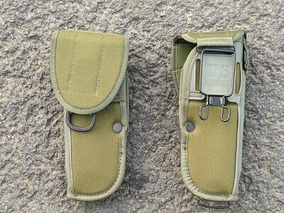 US Army Military M12 Holster OD  M-12 19200 Ballistic Nylon New in Bag.