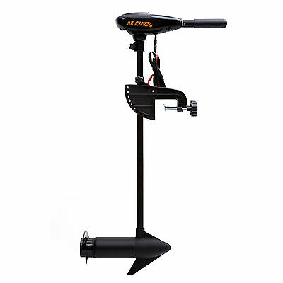 BOLIM FLOVER 55 Electric Outboards DC Motor 55lb Boat Engine -for Fresh Water