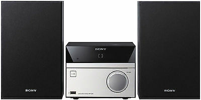 Sony CMTS20B All-in-One Hi-Fi Audio System with DAB