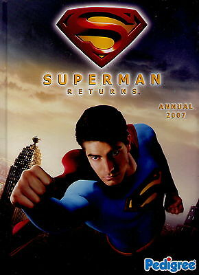 Superman Returns Annual 2007 / Fine / Unclipped.