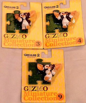 Gremlins : Gizmo Carded Figures From Gremlins Ii Made In 2000 By Jun Planning