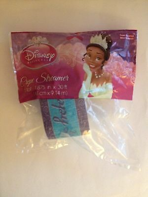 DISNEY PRINCESS AND THE FROG Crepe Streamer Paper Birthday Party Supplies Favors