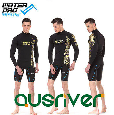 Men Women Water Pro Diving Dry Suits Comfortable UV Protection 50 UV Rate