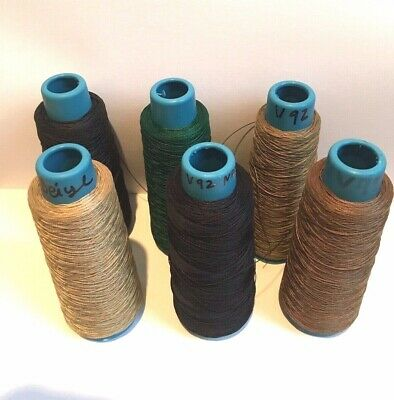 Bonded Polyester Thread  Heavy Duty UV Resistant, Gazebos,marine use, tents