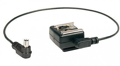"Kaiser 1301 Flash Shoe Adapter Hot Flash Synchro Pc Sync 1/4"" Thread Mount K1301"