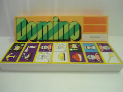 DDR  Domino Berufe Biggi Waltershausen ORIGINAL
