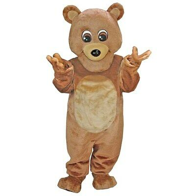 Teddy Bear Professional Quality Mascot Costume MADE IN THE USA