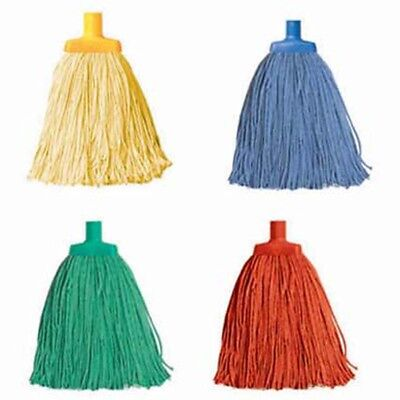 Heavy Duty Commercial 600G Mop Head 4 Colours