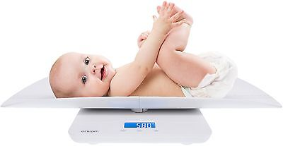 Oricom Ds1100 Digital Baby Scale With Tray Up To 40Kg Max+New+Wty