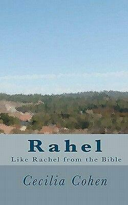 NEW Rahel, Like Rachel from the Bible by Cecilia Cohen Paperback Book (English)