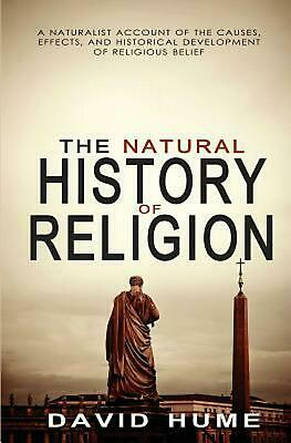 The Natural History of Religion by David Hume Paperback Book (English)