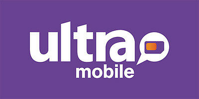 Ultra Mobile $29 Refill FASTEST REFILL card Credit applied DIRECTLY to PHONE