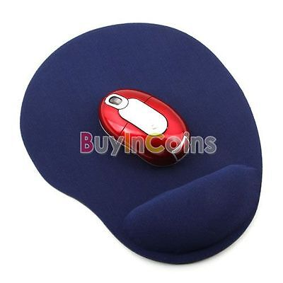 Soft Wrist Comfort Gaming Foam-rubber Mice Mousepad Pad Mat for Optical Mouse