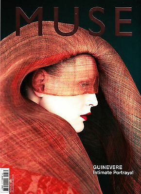 MUSE #37 Spring 2014 GUINEVERE VAN SEENUS Kevin Bacon IMOGEN POOTS Bo Don @NEW@