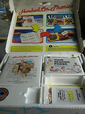 HOOKED ON PHONICS SRA READING POWER Program Cassettes Set Gateway