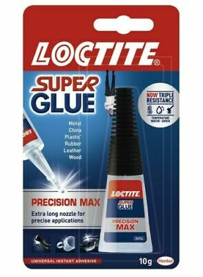 LOCTITE Super Glue - Precision Max - Extra Long Nozzle - 10g Bottle