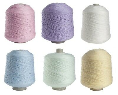James C Brett Knitting Yarn Baby Yarn Acrylic 500g 4ply Hand or Machine Knitting