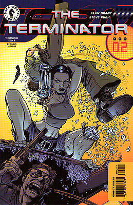 TERMINATOR #2 (of 4) - Back Issue