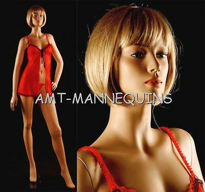 Female Mannequin realistic looking display maniquin, handmade manikin-KELLY
