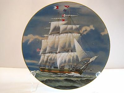 """""""The Columbia""""  From Great American Sailing Ships Collection"""