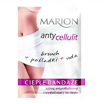 MARION - Warming Bandag For Body Anti-cellulite Treatment and Smoothing