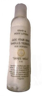 Hand Body Lotion Scented Cream Shea Butter Coco Oil Designer 1 to C Scents