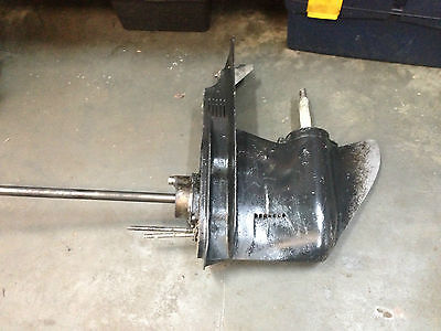 90hp Mariner outboard Gearbox