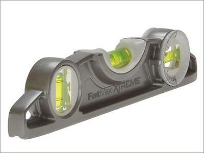 Stanley 043609 Fatmax Xtreme Torpedo Level 250Mm