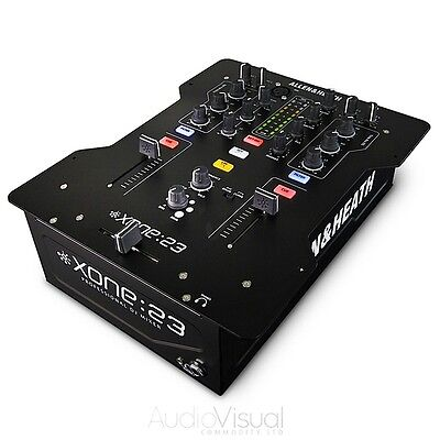 Allen & Heath Xone:23 Professional 2+2 Channel High Performance DJ Mixer Xone23