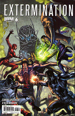 EXTERMINATION #6 - Cover A - New Bagged
