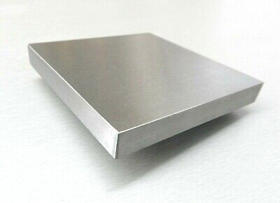 "Steel Bench Block Jewelers Steel Block Hardened Metal Working Anvil 4"" Square"