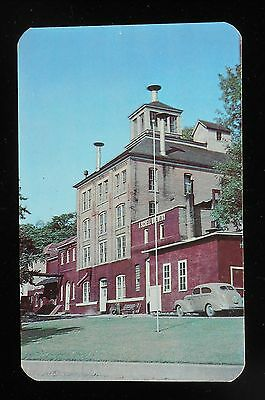 1940s August Schell Brewing Co. Fine Beer Old Car Brewery New Ulm MN Brown Co PC
