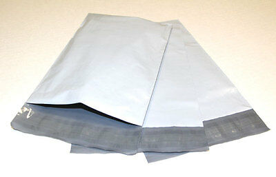 """100 19X24 WHITE POLY MAILERS SHIPPING ENVELOPES BAGS 19""""x24"""""""